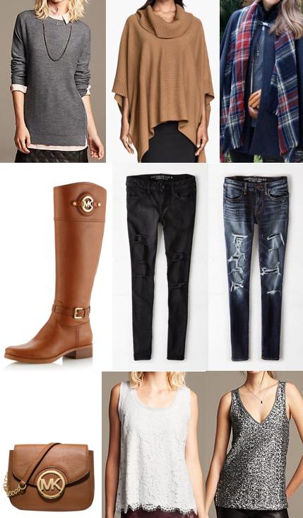 Clothing budget example: J's Everyday Fashion