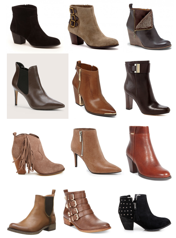 Booties on a budget