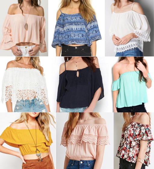 Off should tops under $70