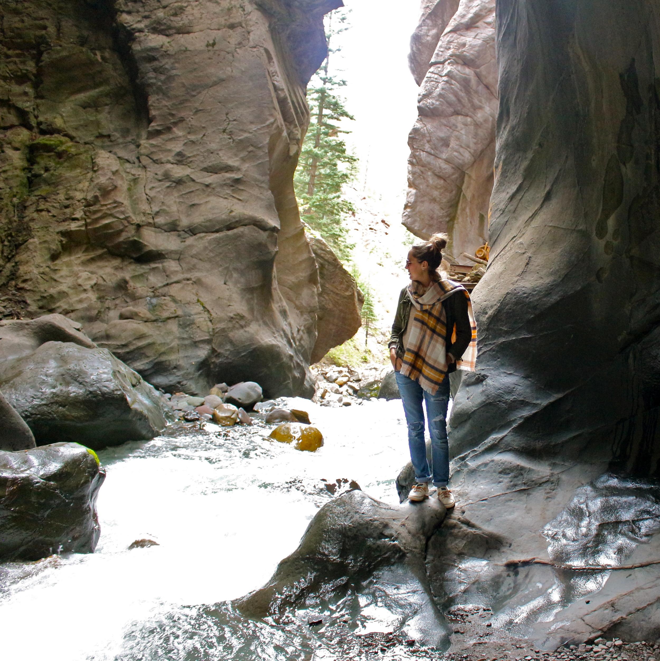 Box Canyon, Ouray