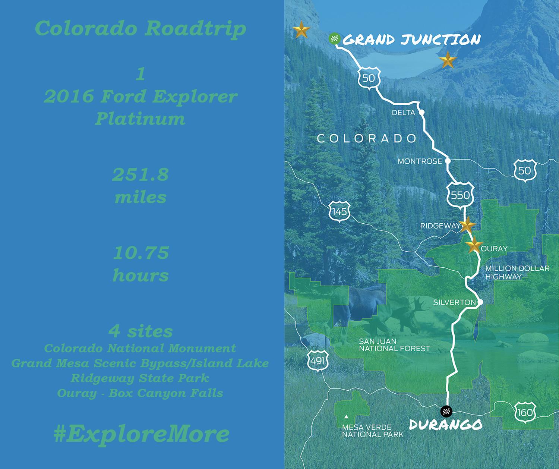 Colorado Roadtrip #ExploreMore