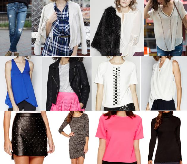 Under $60: Belle + Sky clothing line