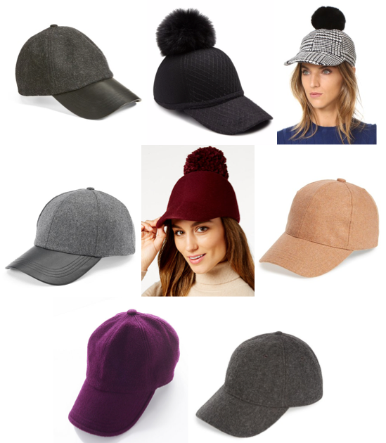 Wool ball caps on a budget