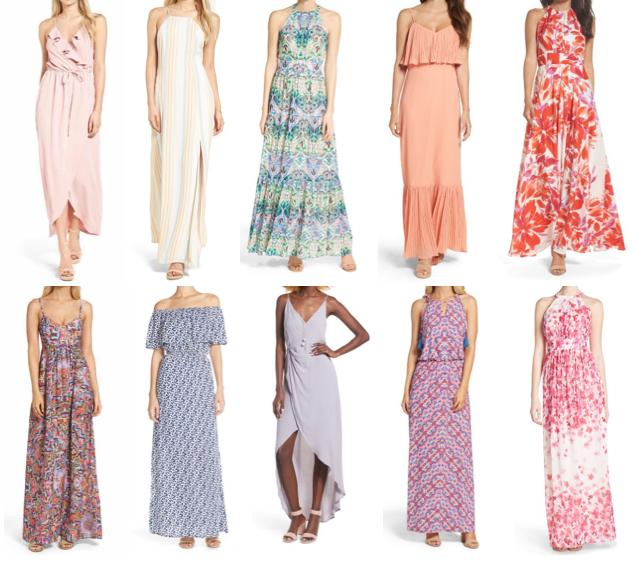 Maxi dresses - Nordstrom