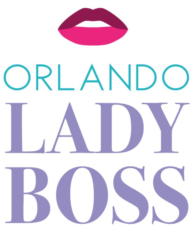 Orlando Lady Boss Logo