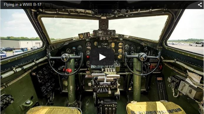 Click here to see what it's like to ride and photograph in a B-17!