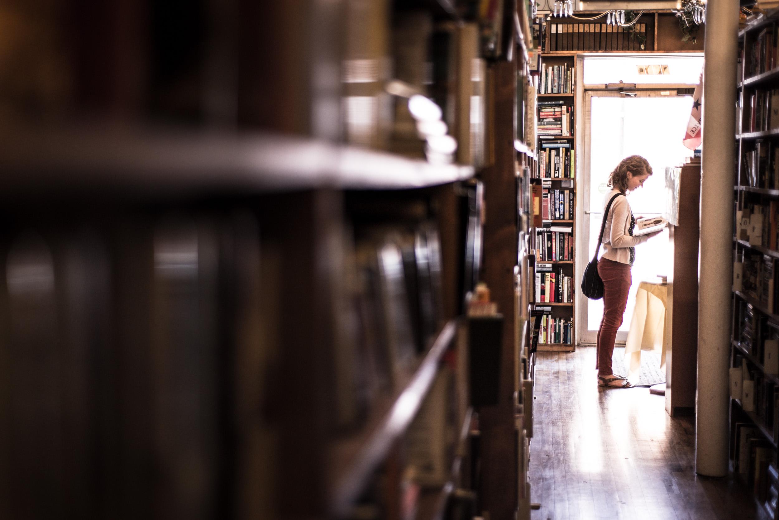 Prosperos Book Store