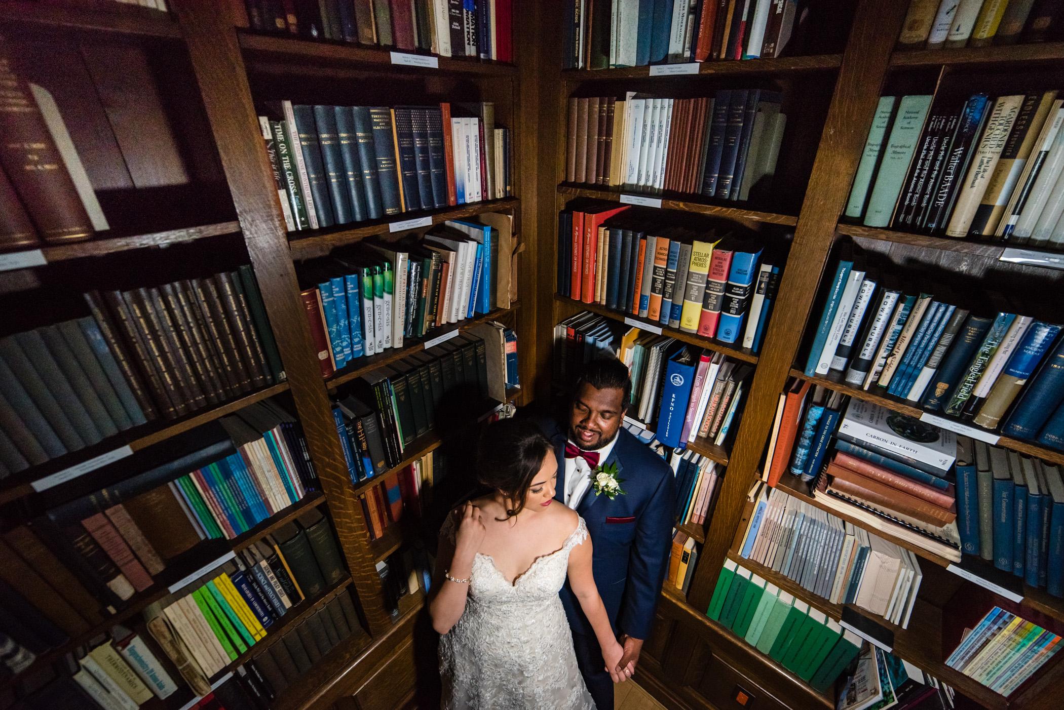 Wedding at Carnegie Institute