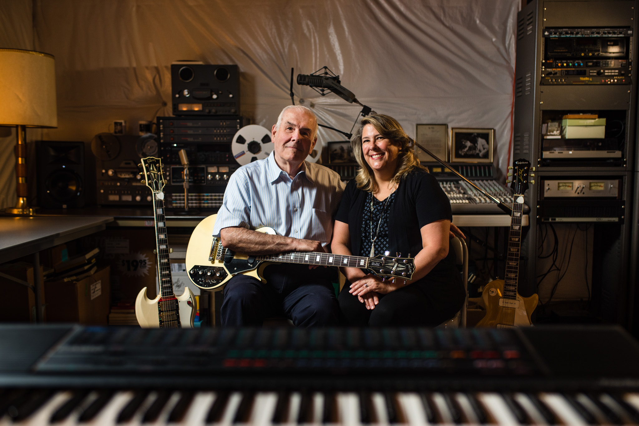 Father-Daughter Music Duo