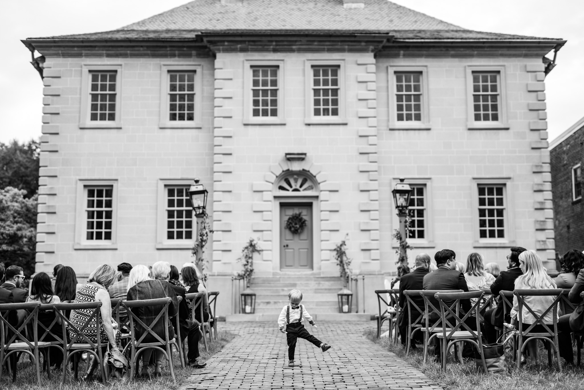 Wedding at Carlyle House Historic Park