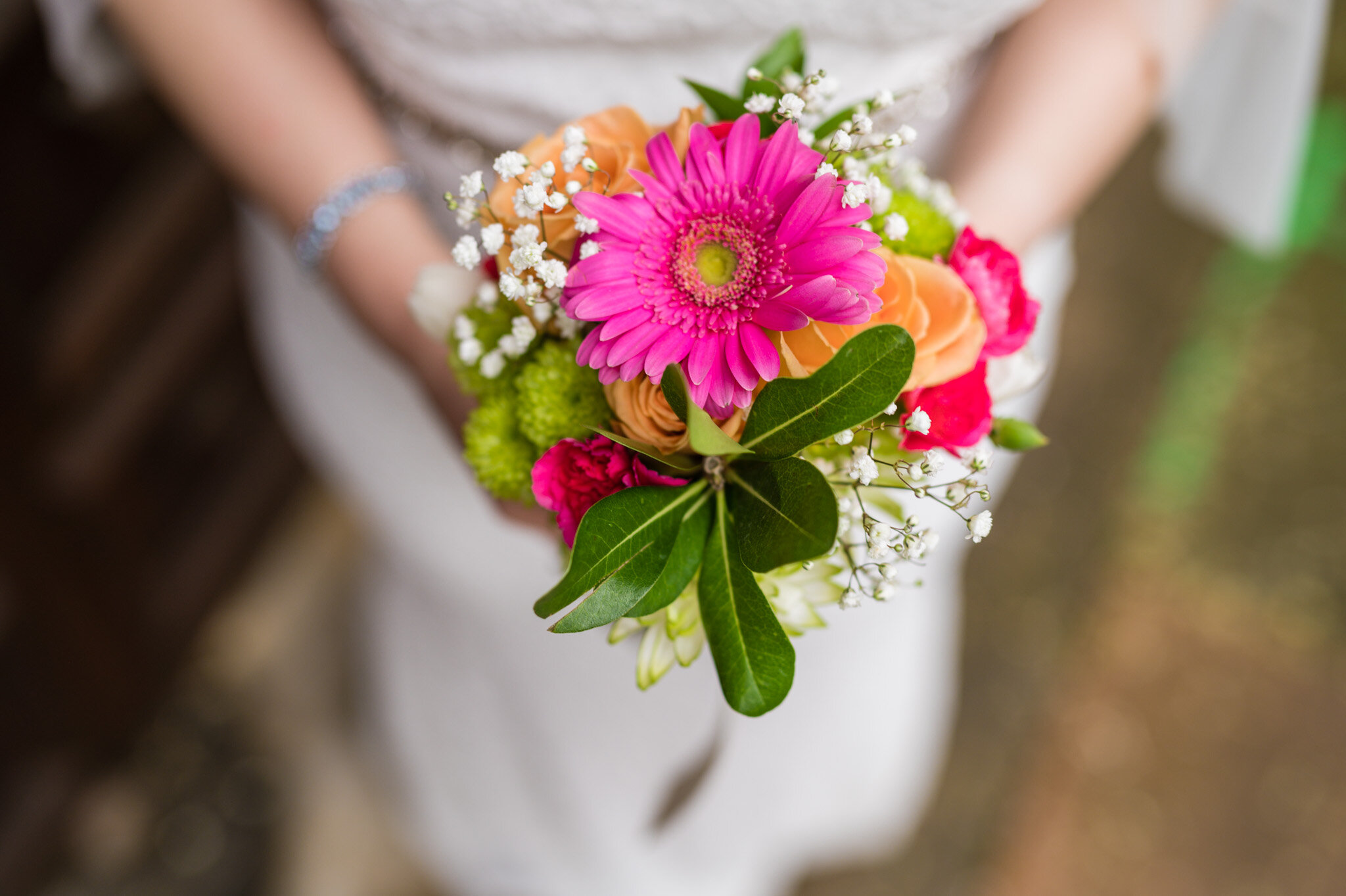 Maryland Bridal Bouquet