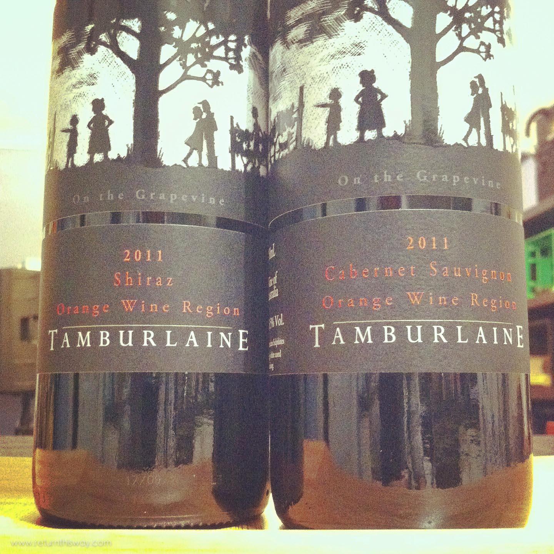 Tamburlaine Shiraz & Cab Sav