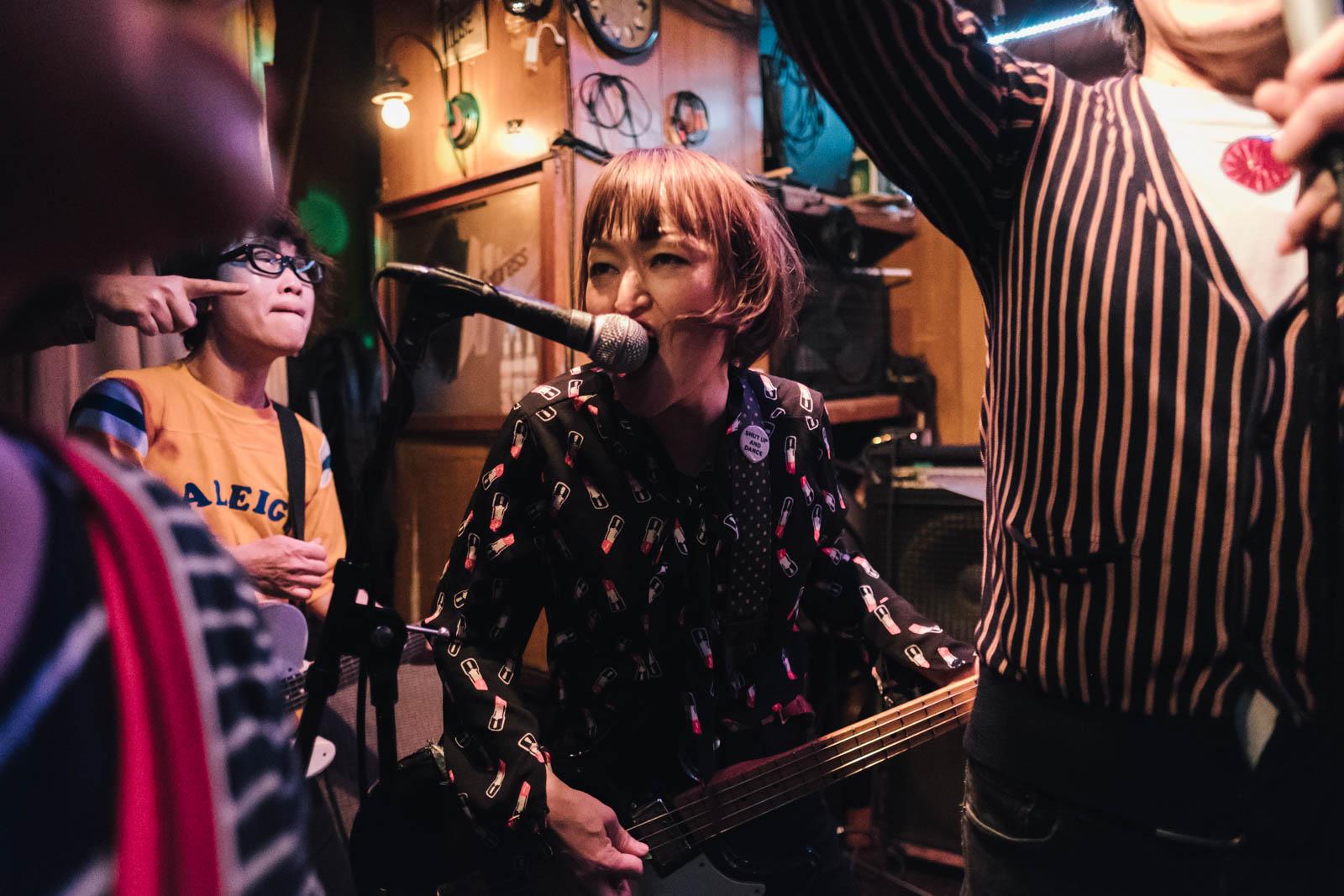 Koenji Tweezers Live 高円寺 Tweezers ライブ-1.jpg