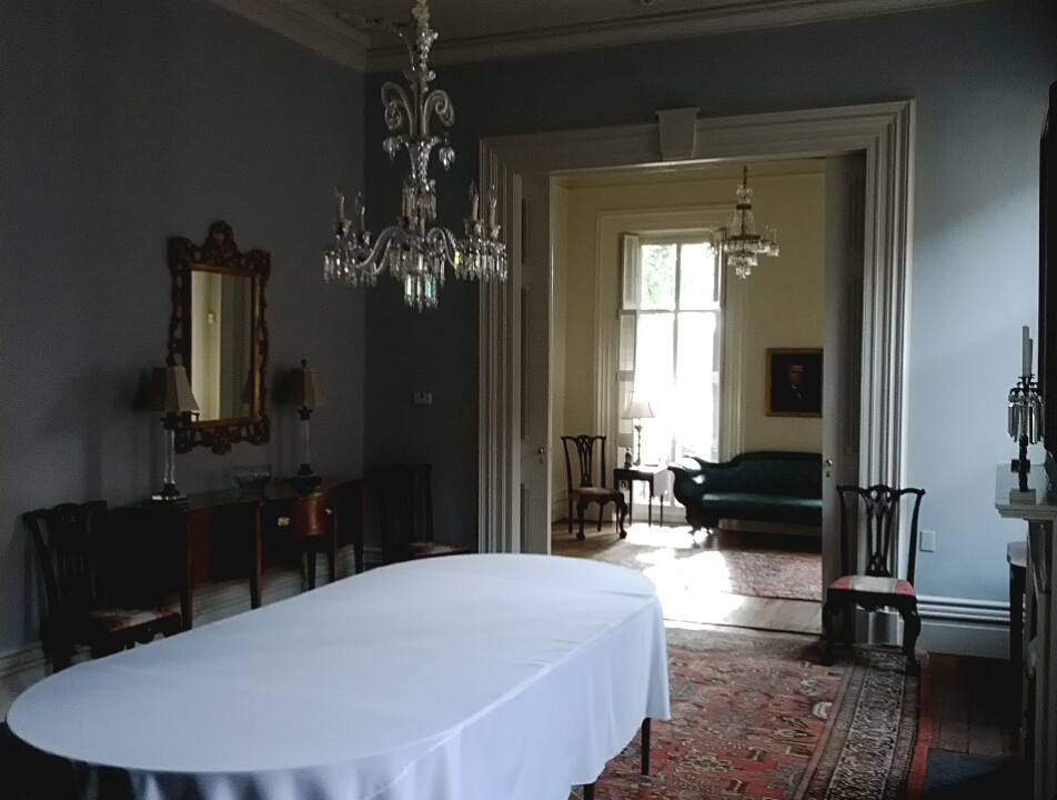 Kyle House (dining room)