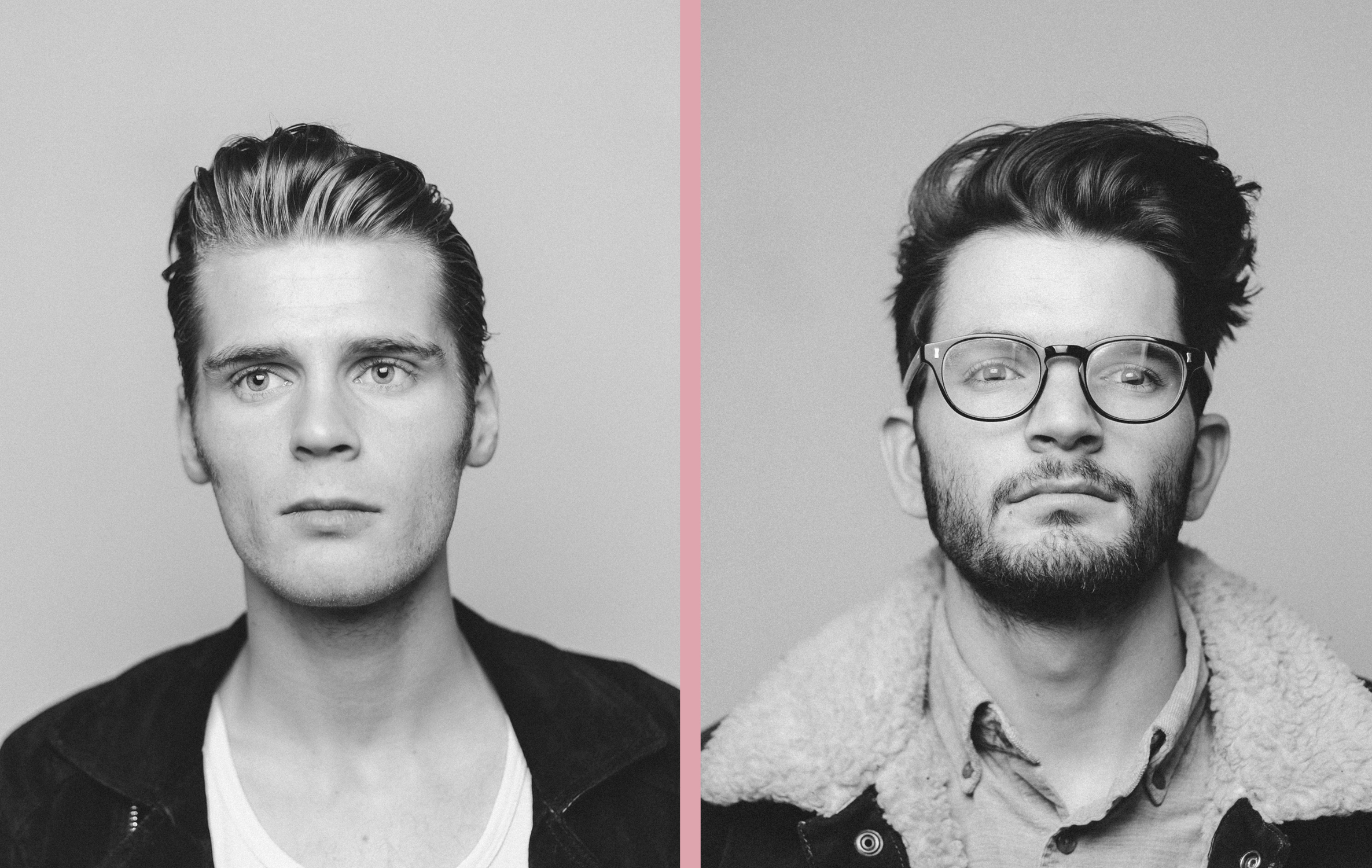 Hudson Taylor shot exclusively for Hot Press Magazine.