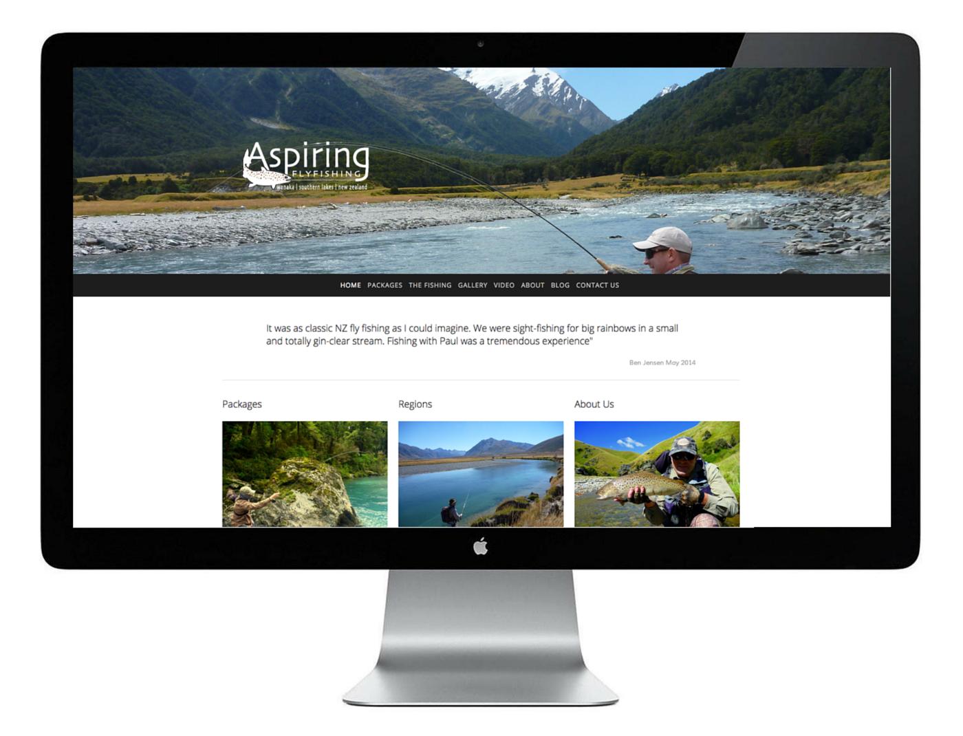 Aspiring Fly Fishing, Wanaka
