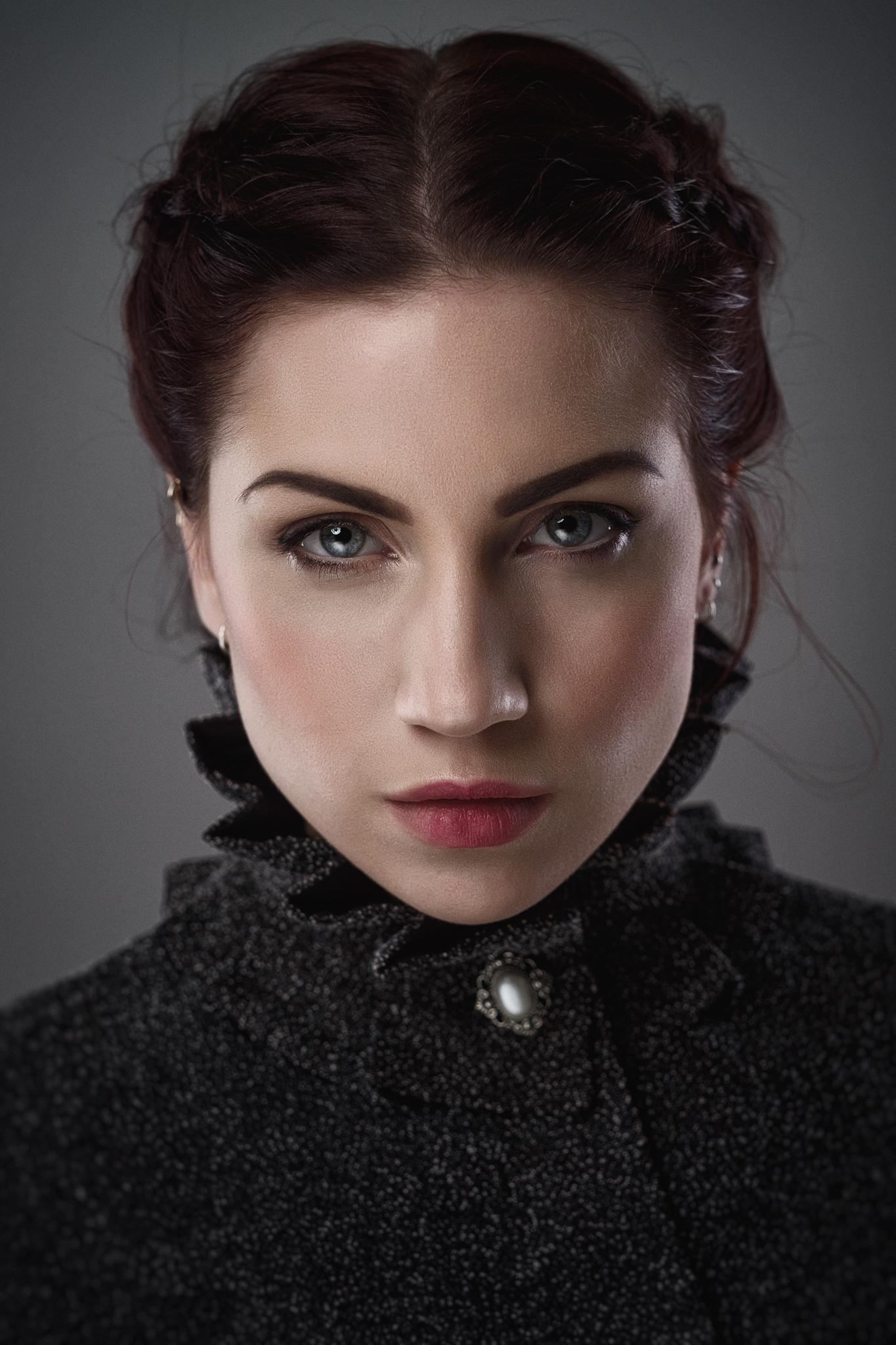 Model: Emma Hansson MUA: Moa Markusson