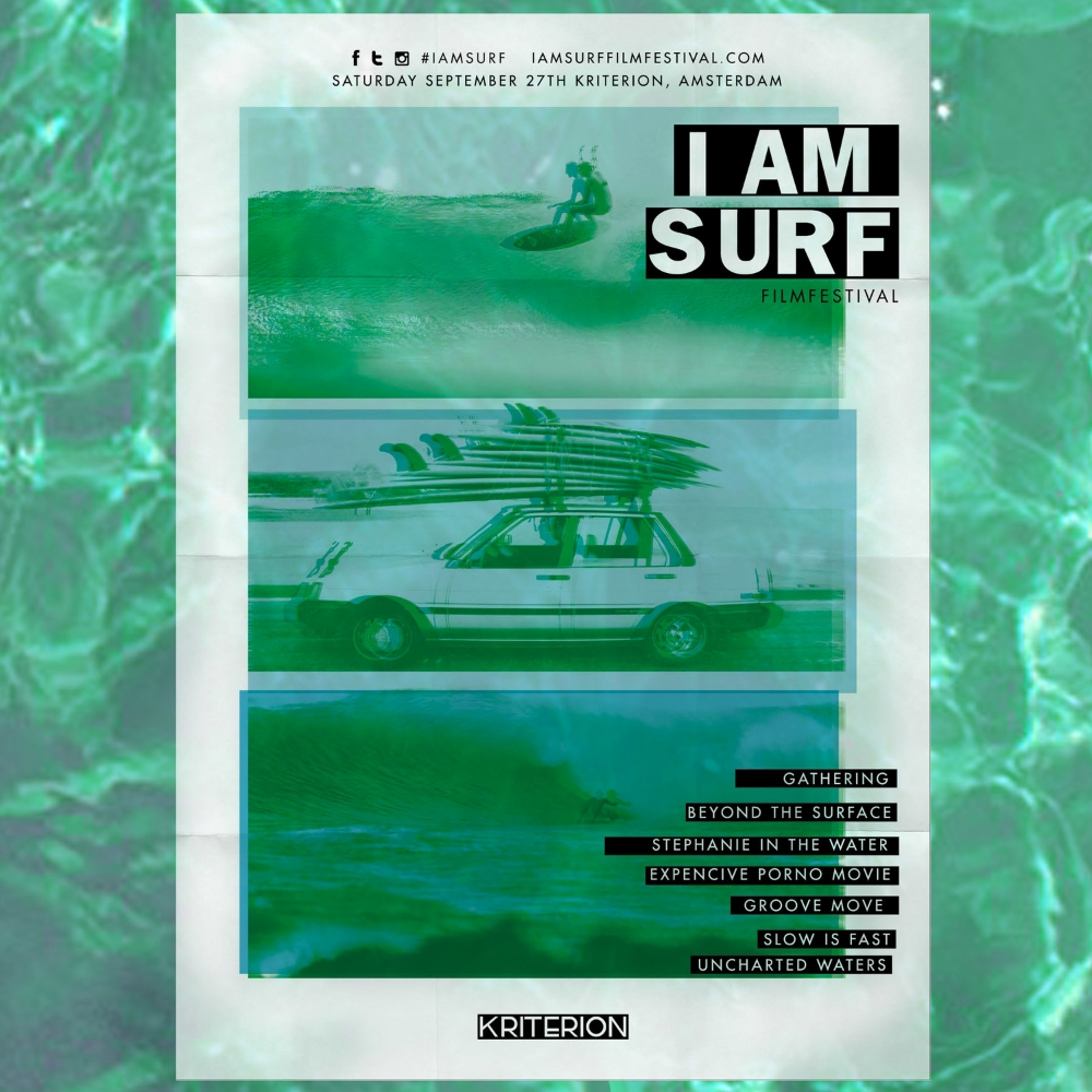 I AM SURF Film Festival 27th September