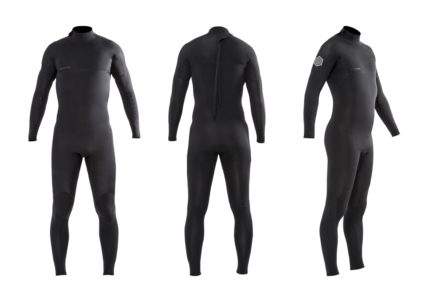 full suit backzip