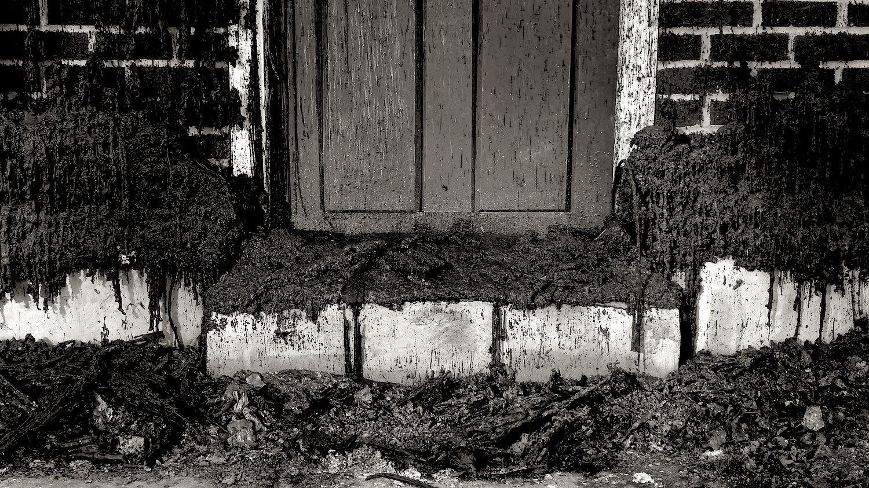 Wax door step- photo by Angie Dixon- Illuminate Productions