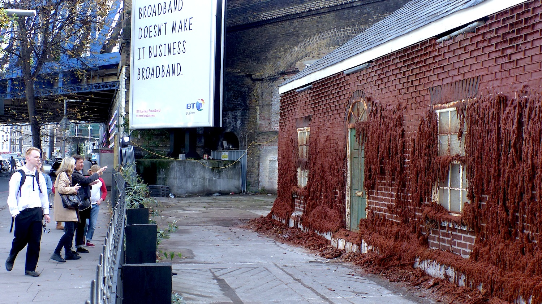 Wax house melting- october- Angie Dixon- Illuminate Productions