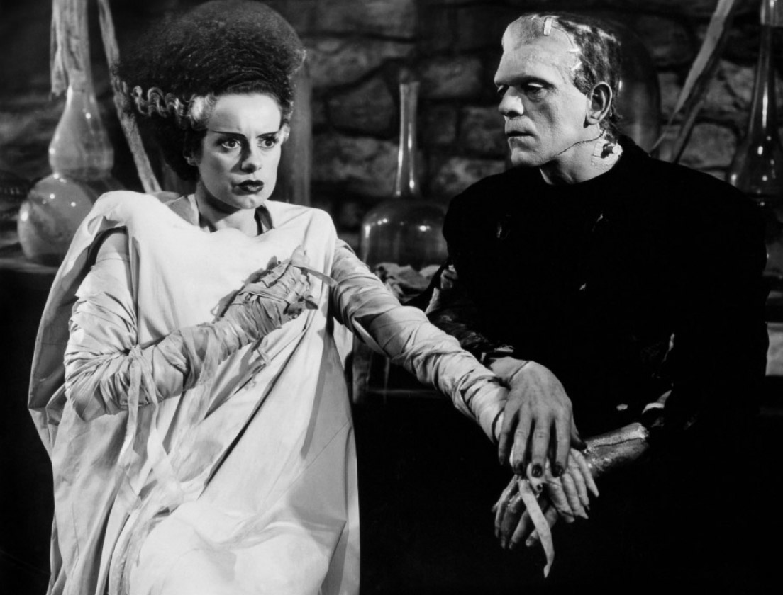 Frankenstein and lady.jpg