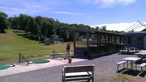 Our Driving Range