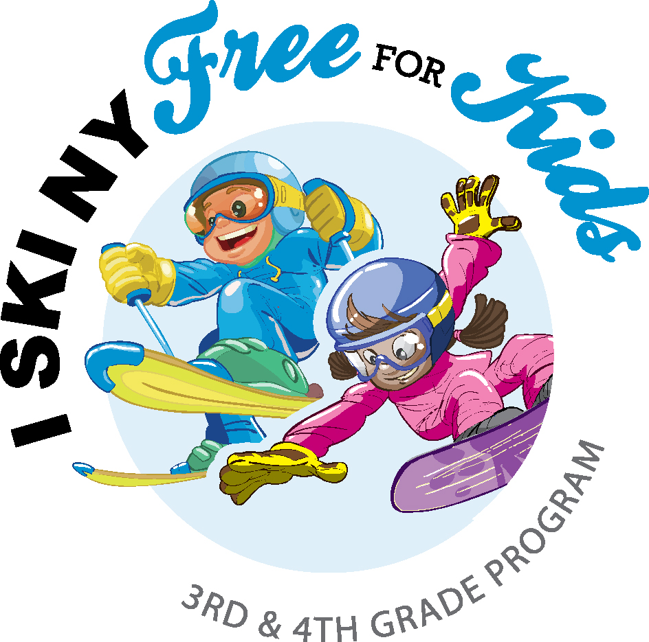 3rd and 4th graders can ski For free- click here to learn more!