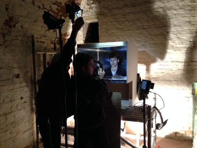 Film making is a strange beast..