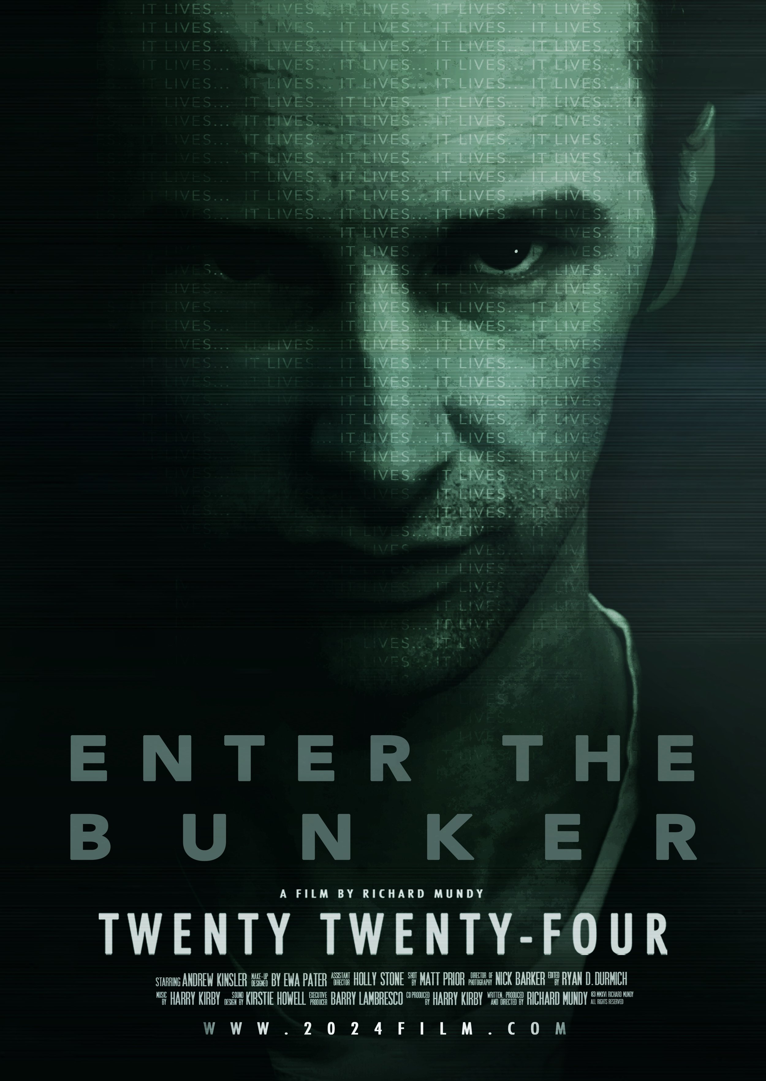Are you ready to enter the bunker?