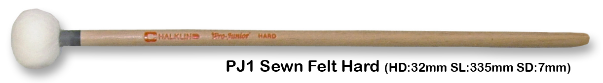 PJ1 SEWN FELT HARD PRO JUNIOR