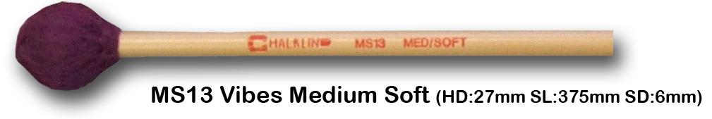 MS13 VIBES MEDIUM SOFT
