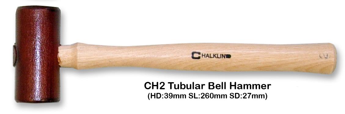 CH2 TUBULAR BELL HAMMER