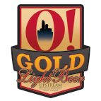 Upstream Brewing O! Gold Light Beer