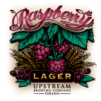 Upstream Brewing Raspberry Ale Lager