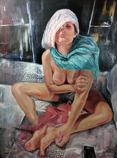 Oil Portraits
