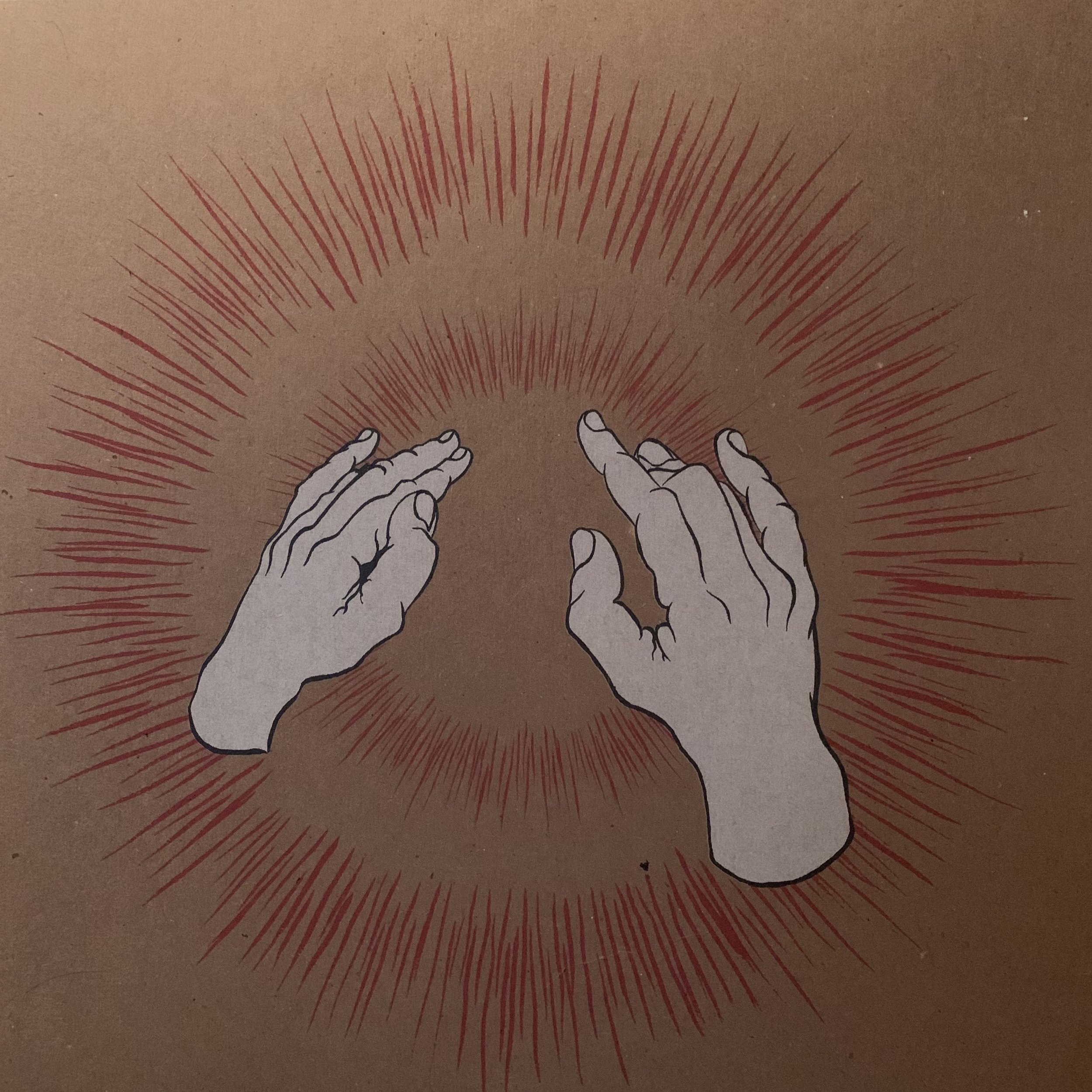 Lift Your Skinny Fists Like Antennas to Heaven   ,   by Godspeed You Black Emperor