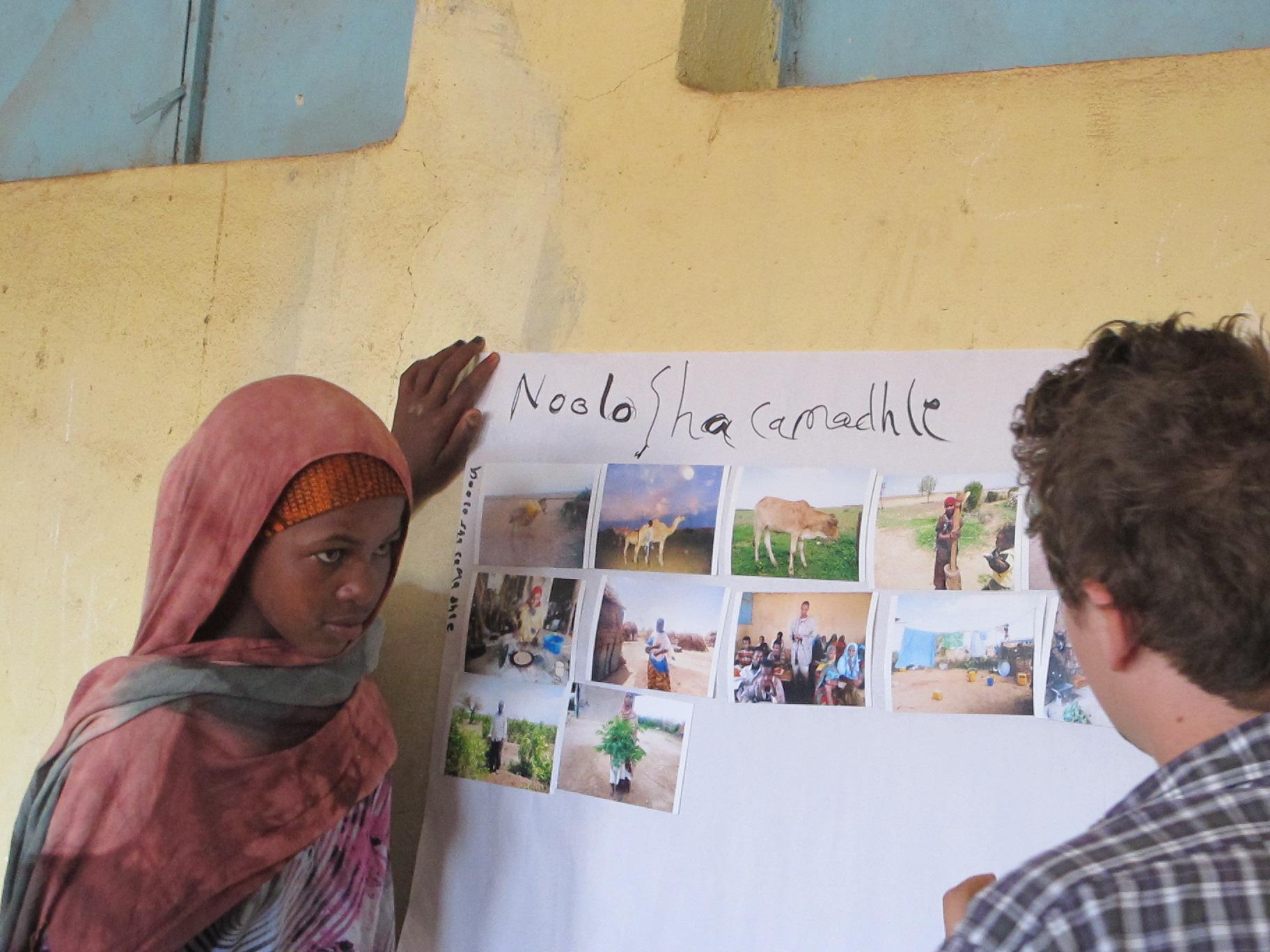 Participatory Photography Workshop, Somali region, Ethiopia