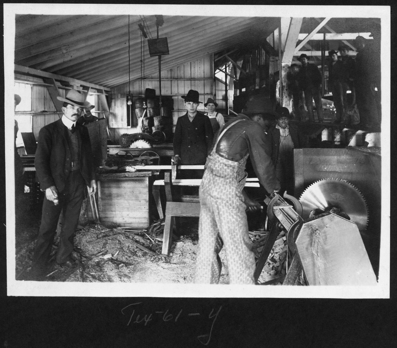 Tex61 Lath Mill