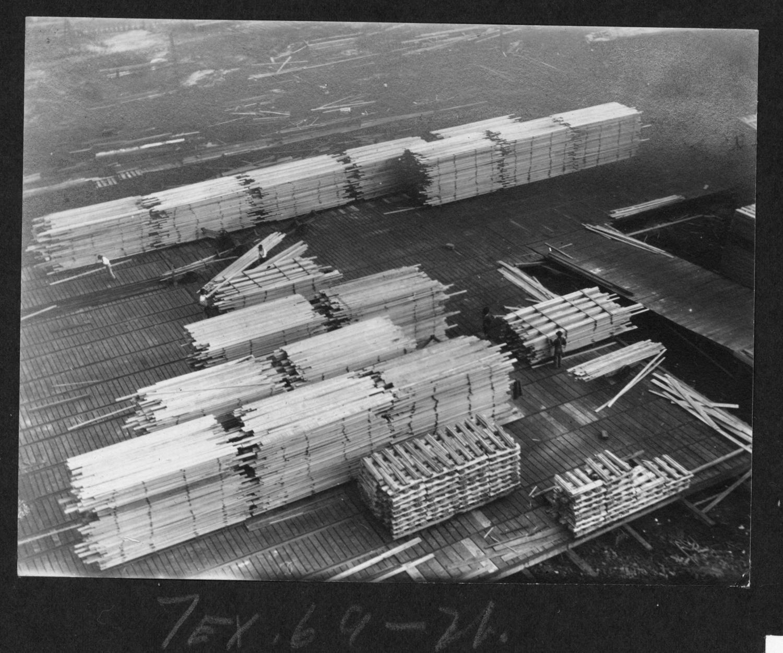 Tex69 Kiln Car Loading Dock