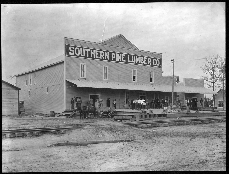 S.P. 213 SPLCo commissary exterior 1907