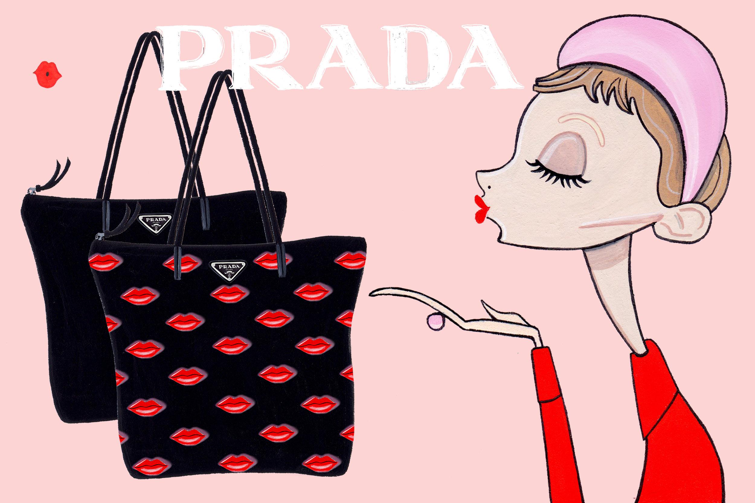 PRADA Valentine's Day 2019, Advertising Campaign
