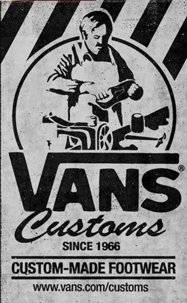 Vans Customs photo credit: Solecollector