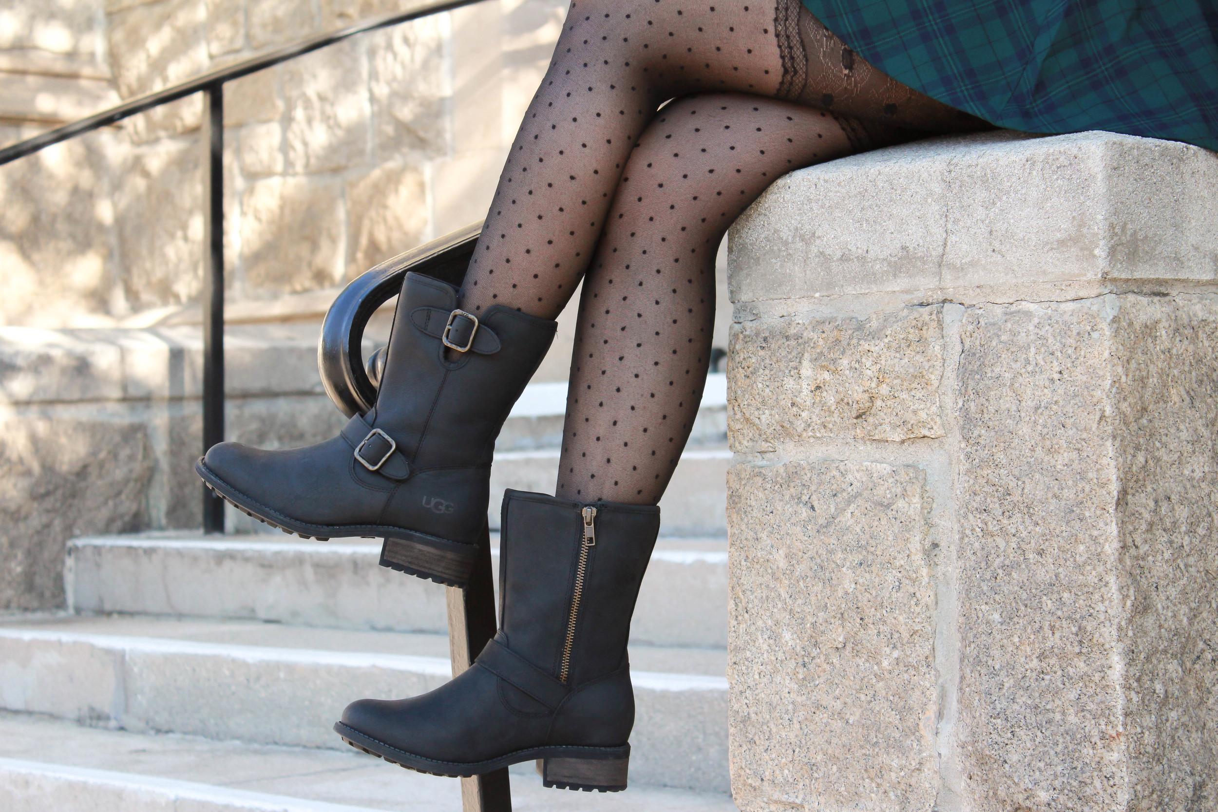 2168f756f84 How To Wear: Legwear & UGG Boots — RW Beyond The Box