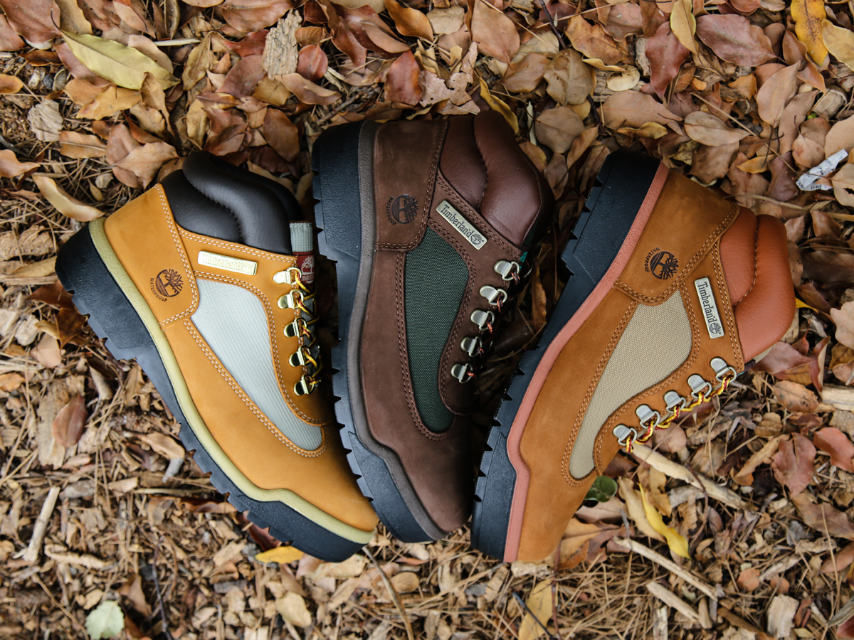 Timberland Field Boots  are now at select Robert Wayne locations and RobertWayne.com.