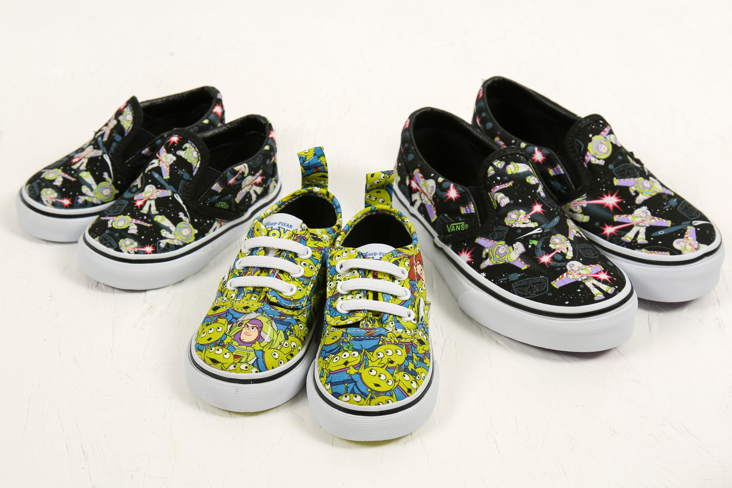 Vans x Disney PIXAR Toy Story  collection is available now.