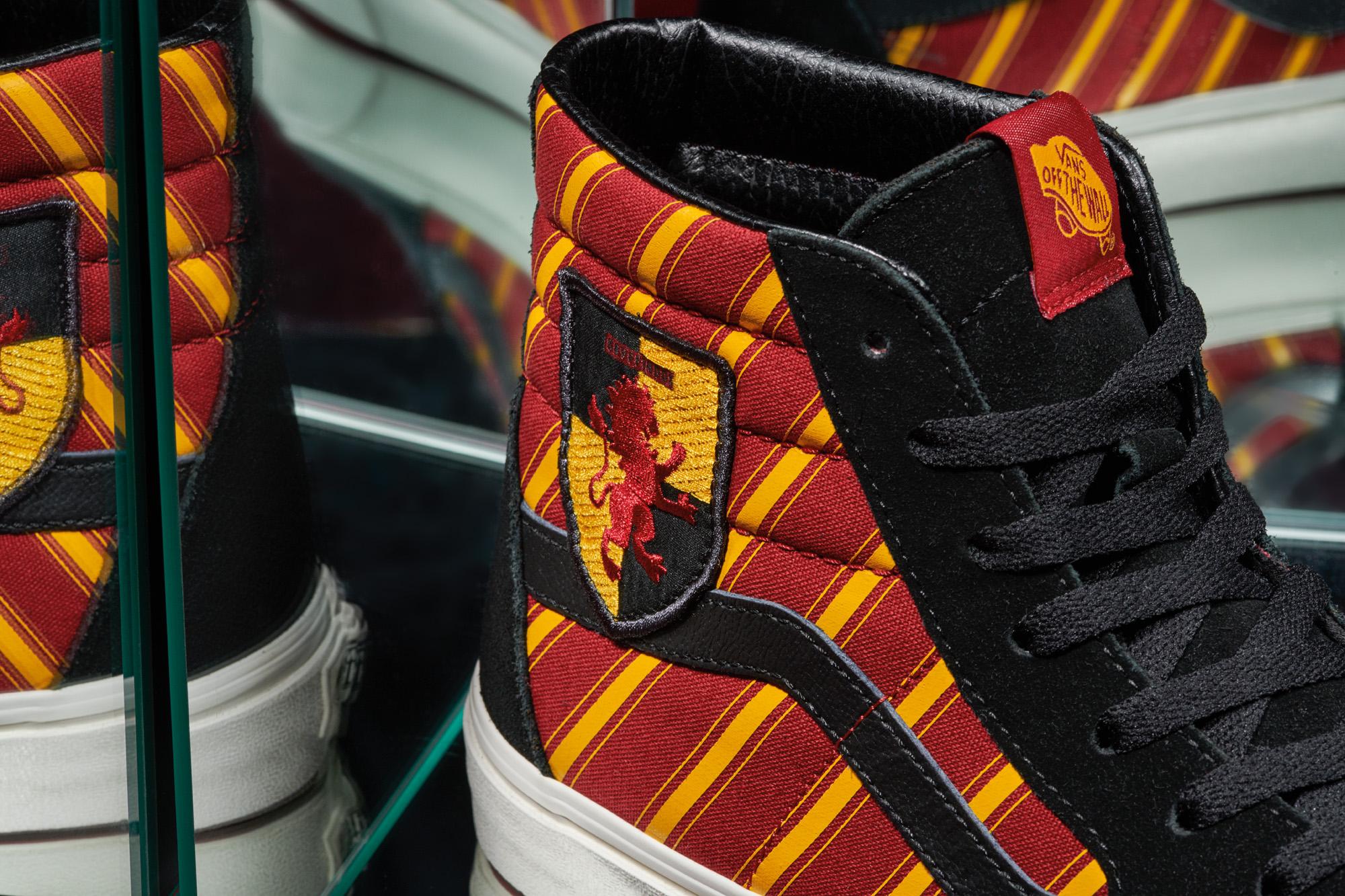 Vans x Harry Potter Gryffindor House
