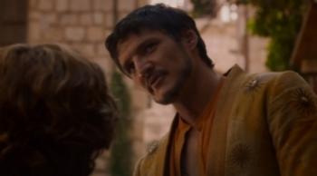 """""""The Lannisters aren't the only ones who pay their debts."""""""