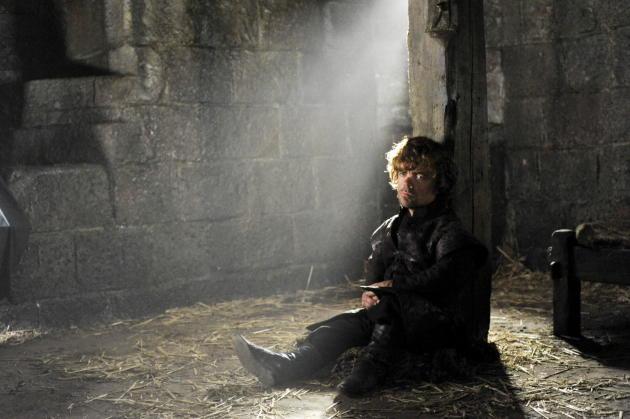 Tyrion isn't happy