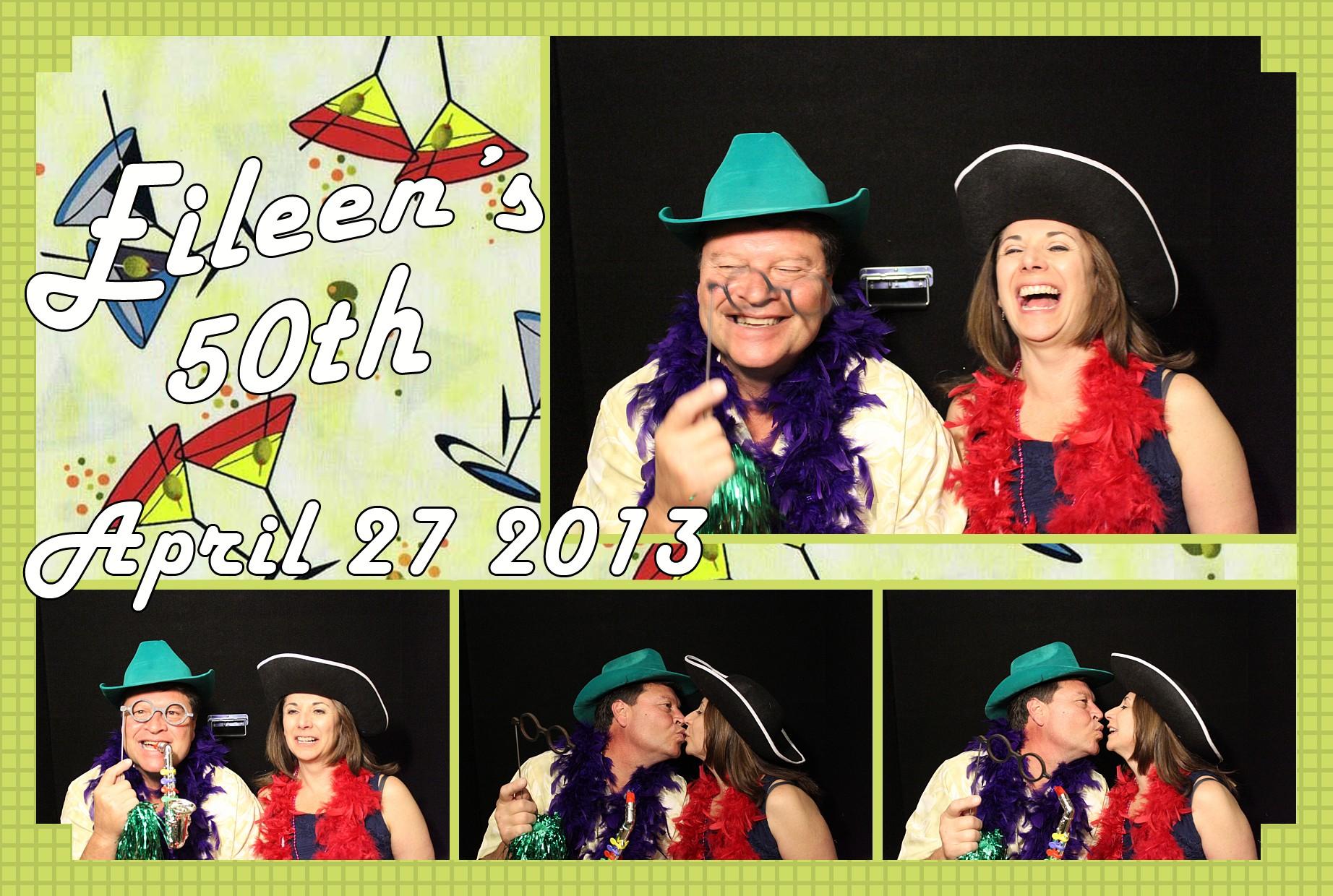 Happy Birthday Eileen!
